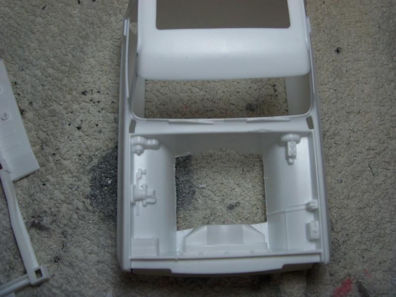 Remorque flatbed avec wheel Lift, GMC C30 1977 100_5835