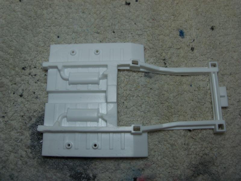 Remorque flatbed avec wheel Lift, GMC C30 1977 100_5836