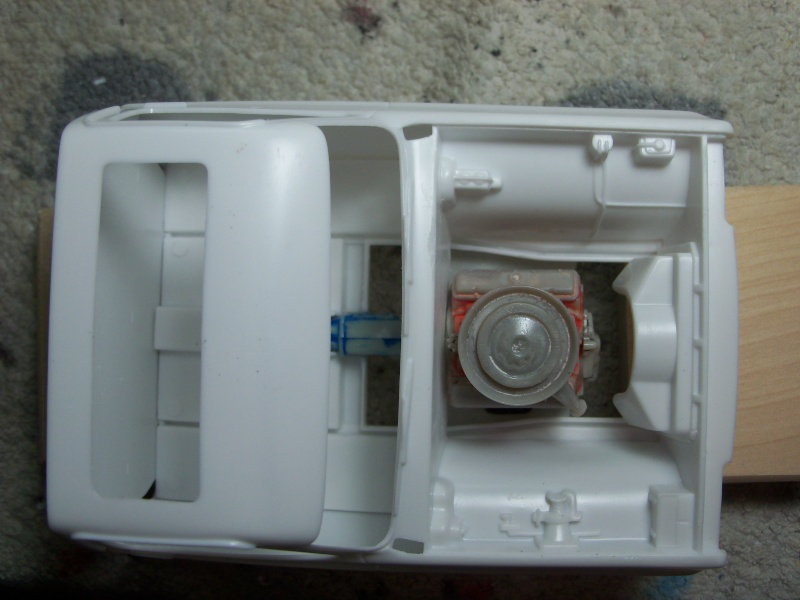 Remorque flatbed avec wheel Lift, GMC C30 1977 100_5838