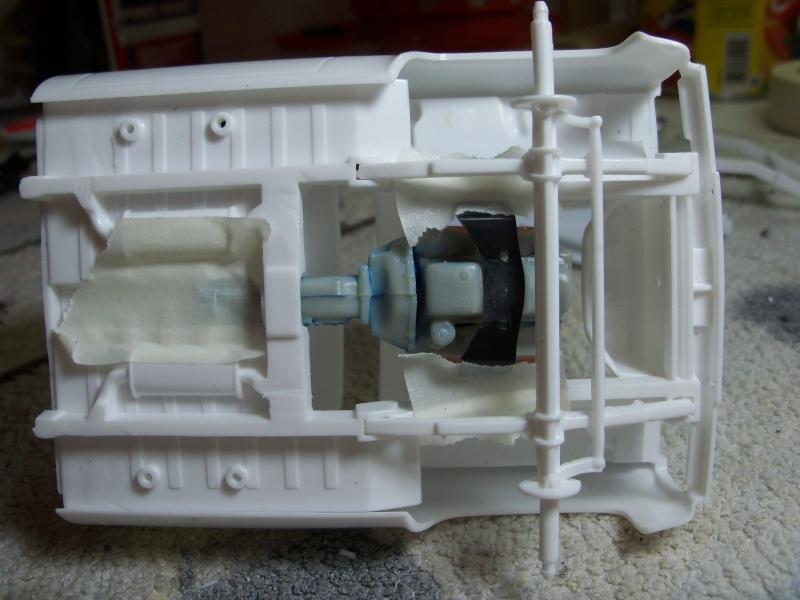 Remorque flatbed avec wheel Lift, GMC C30 1977 100_5841