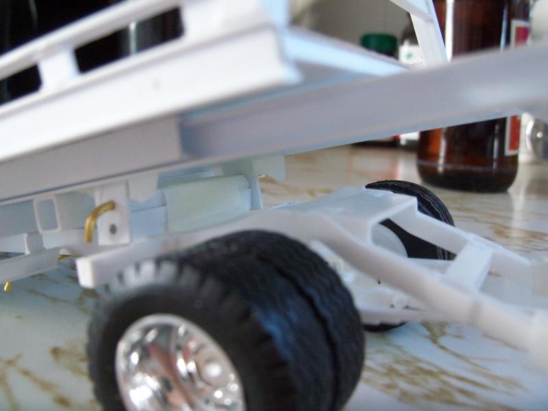 Remorque flatbed avec wheel Lift, GMC C30 1977 100_5844