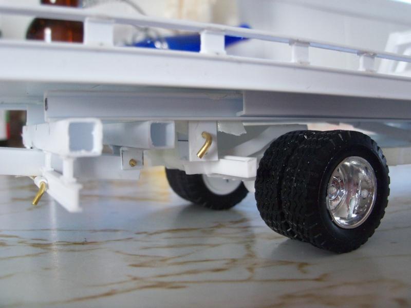 Remorque flatbed avec wheel Lift, GMC C30 1977 100_5846