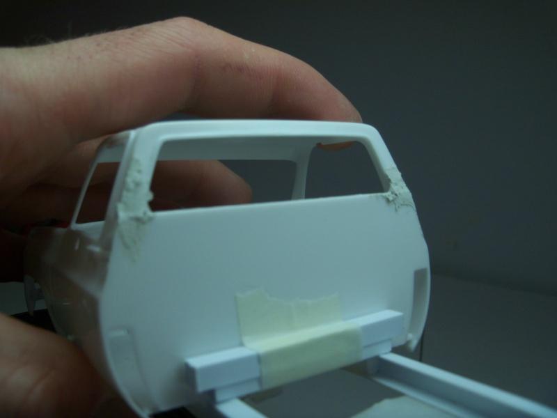 Remorque flatbed avec wheel Lift, GMC C30 1977 100_5856