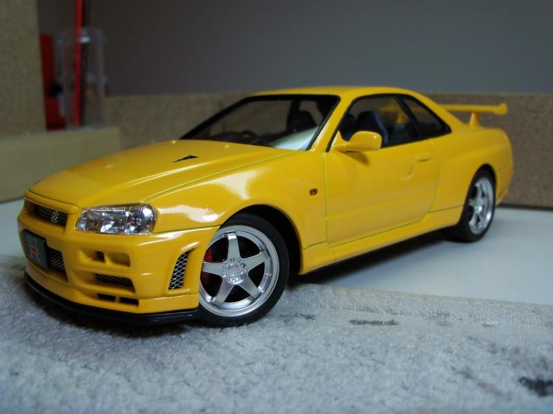 Nissan Skyline R34 1998 100_6013
