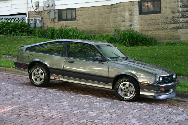 1987  Chevy Cavalier Z-24 Hatchback Img_1910