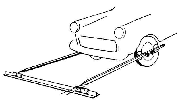 Réglage du parallélisme des roues avant Fichie10