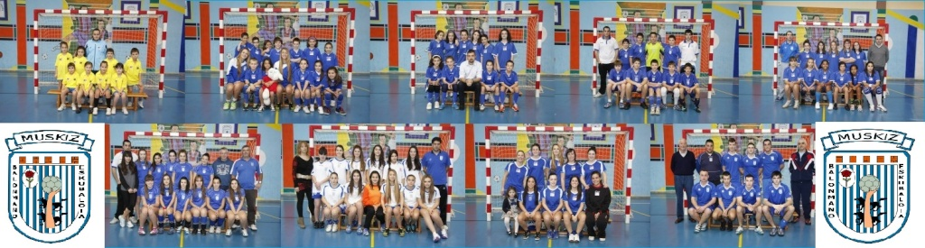 Club balonmano Muskiz