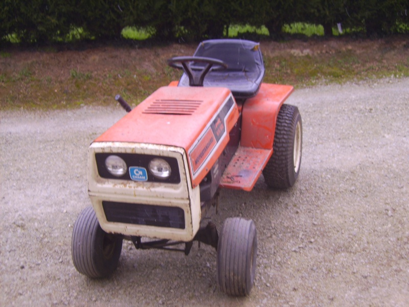 tracteur tondeuse motostandard mini 1500 Pict0410