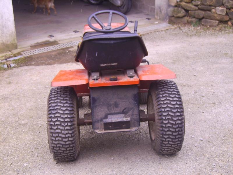 tracteur tondeuse motostandard mini 1500 Pict0412