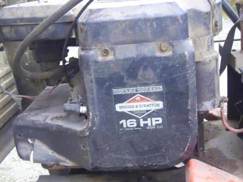 tracteur tondeuse motostandard mini 1500 Pict0414