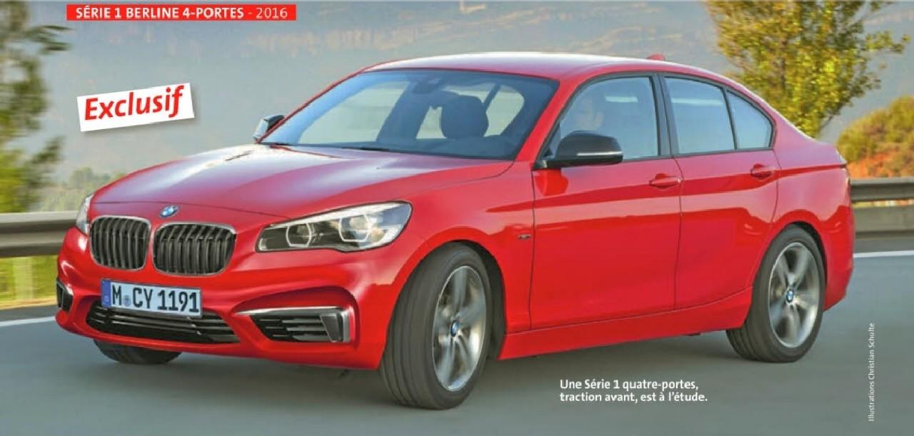 2016 - [BMW] Série 1 Sedan [F52] 1er10