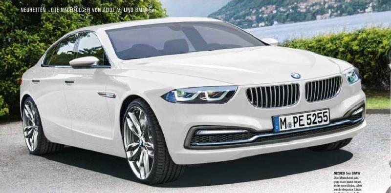 2016 - [BMW] Série 5 Berline & Touring [G30/G31] 5er10