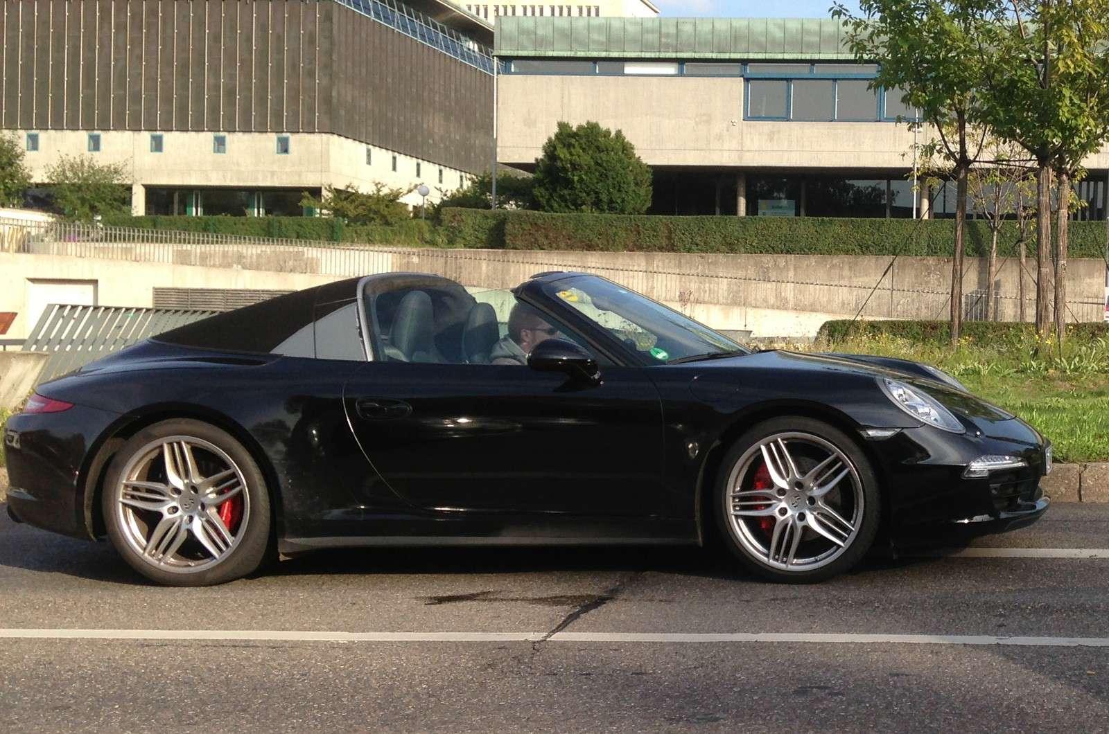 2011 - [Porsche] 911 [991] 991-ta10