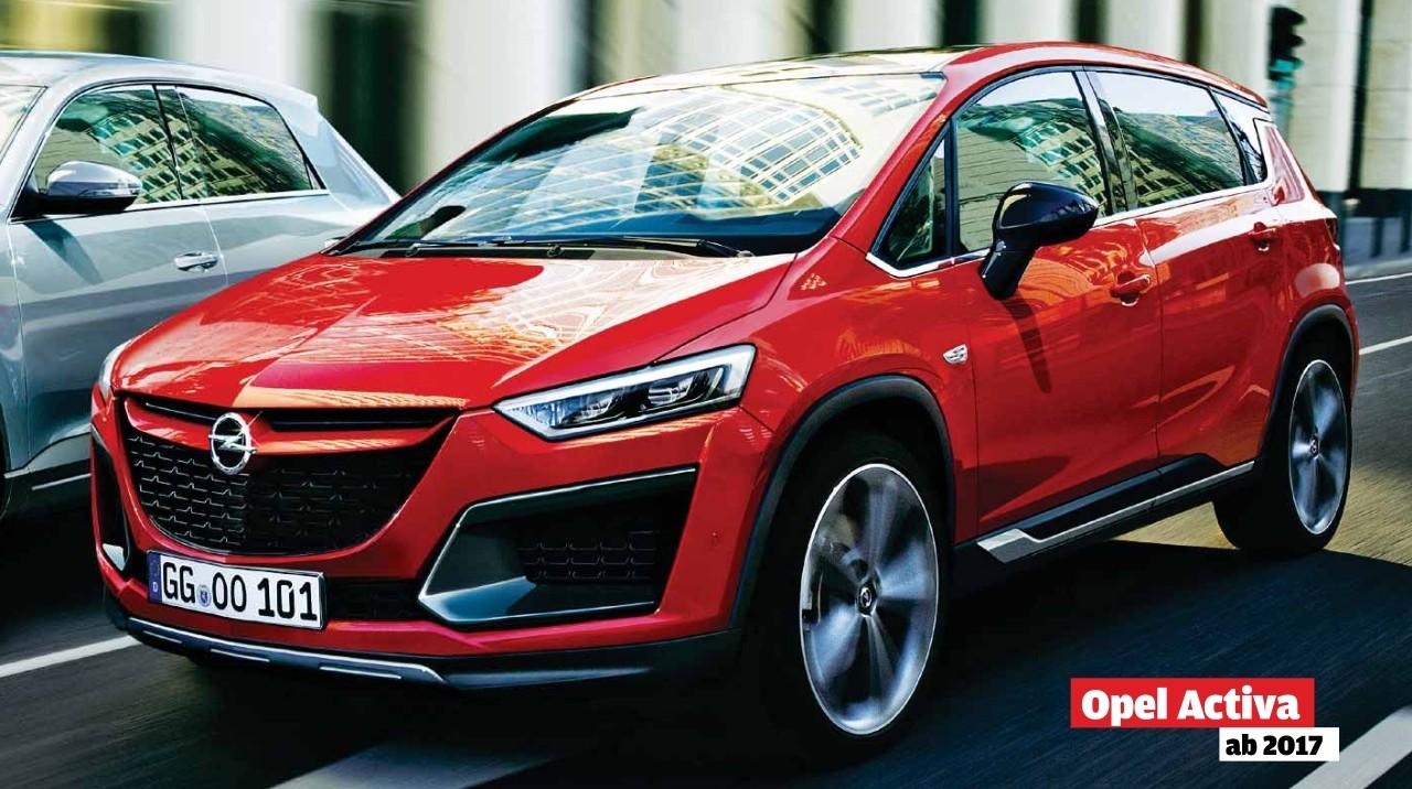 2017 - [Opel] Grandland X [P1UO] Activa10