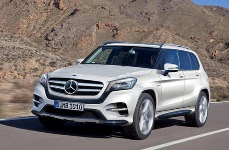 2015 - [Mercedes] GLC (GLK II) [X205] Img22210