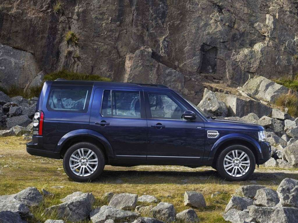 2013 - [Land Rover] Discovery IV (2ème restylage) Land_r11