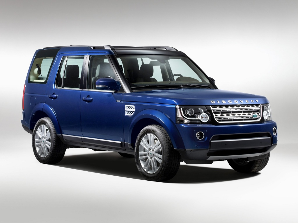 2013 - [Land Rover] Discovery IV (2ème restylage) Land_r12