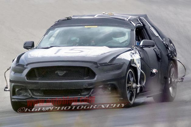 2014 - [Ford] Mustang VII - Page 4 Mustan10