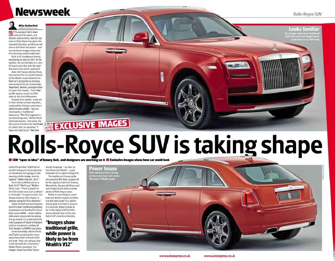 2017 - [Rolls-Royce] SUV Cullinan Rolls10