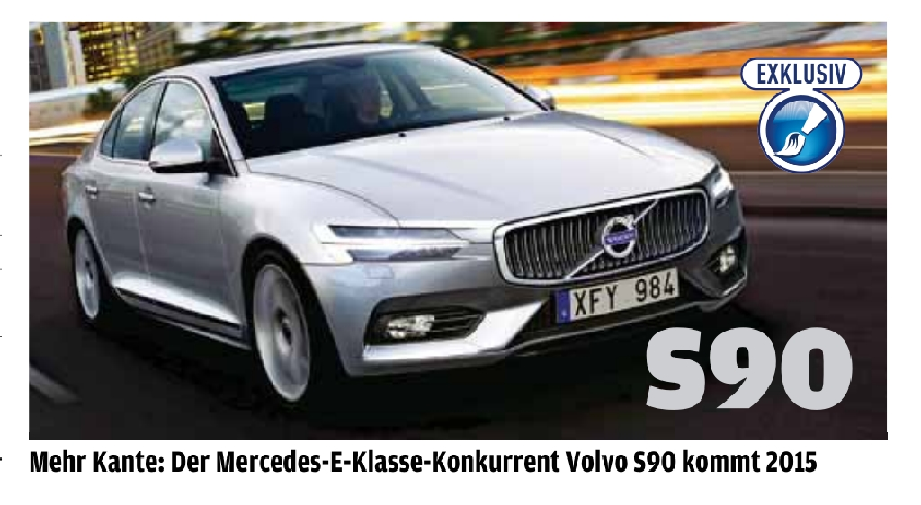 2015 - [Volvo] S90 - Page 2 S9010