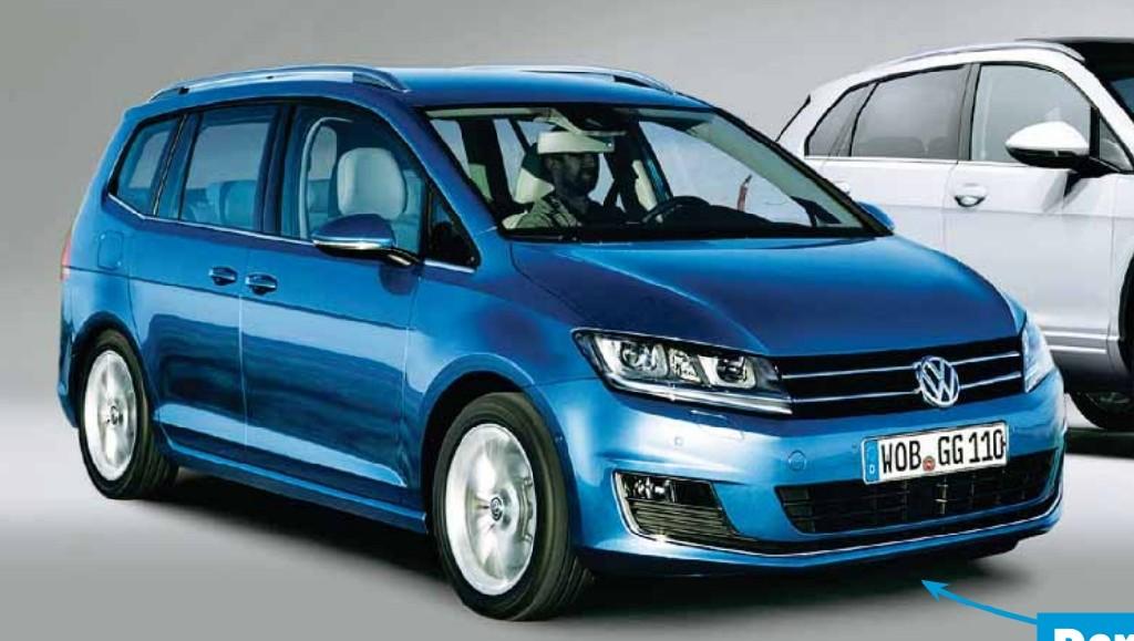 2015 - [Volkswagen] Touran Touran10