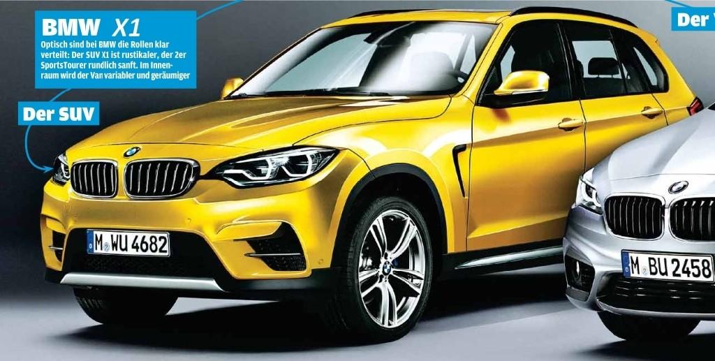 2015 - [BMW] X1 II [F48] X110