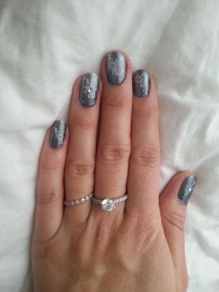Mes Stamping Nail Art 54452210