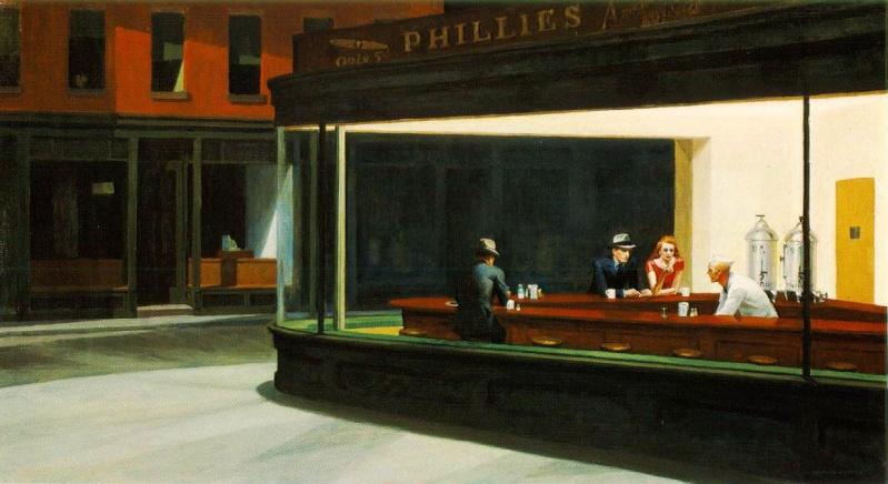 vos tableaux préférés Hopper10