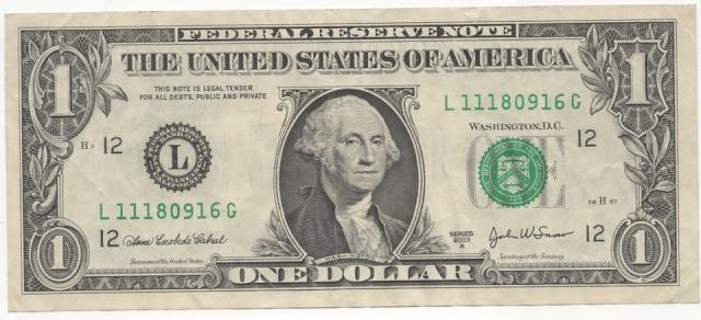 Cours du Dollar et Changement de devise 1dolla10