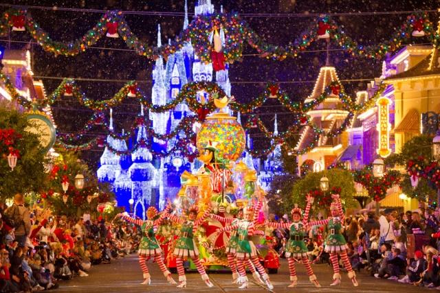 Soirées Mickey's Very Merry Christmas Party (avis, conseils) Hol20110