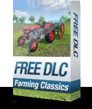 Free DLC - Farming Classics per Farming Simulator 2013 Dlc10