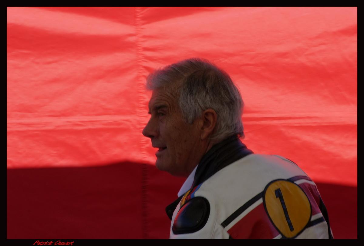 Vieilles Gloires : Pilotes et motos au Paul Ricard avril 2013 . A1_gia10