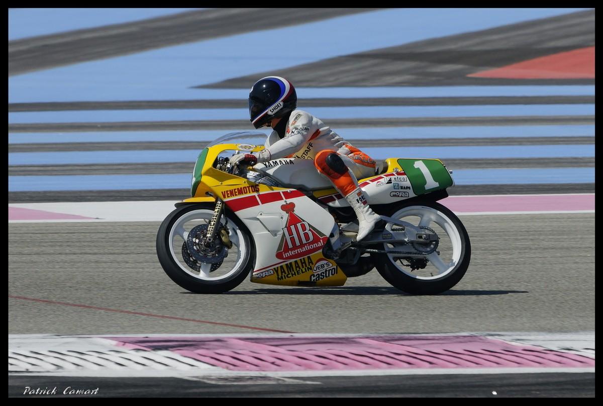 Vieilles Gloires : Pilotes et motos au Paul Ricard avril 2013 . B3_4a_10
