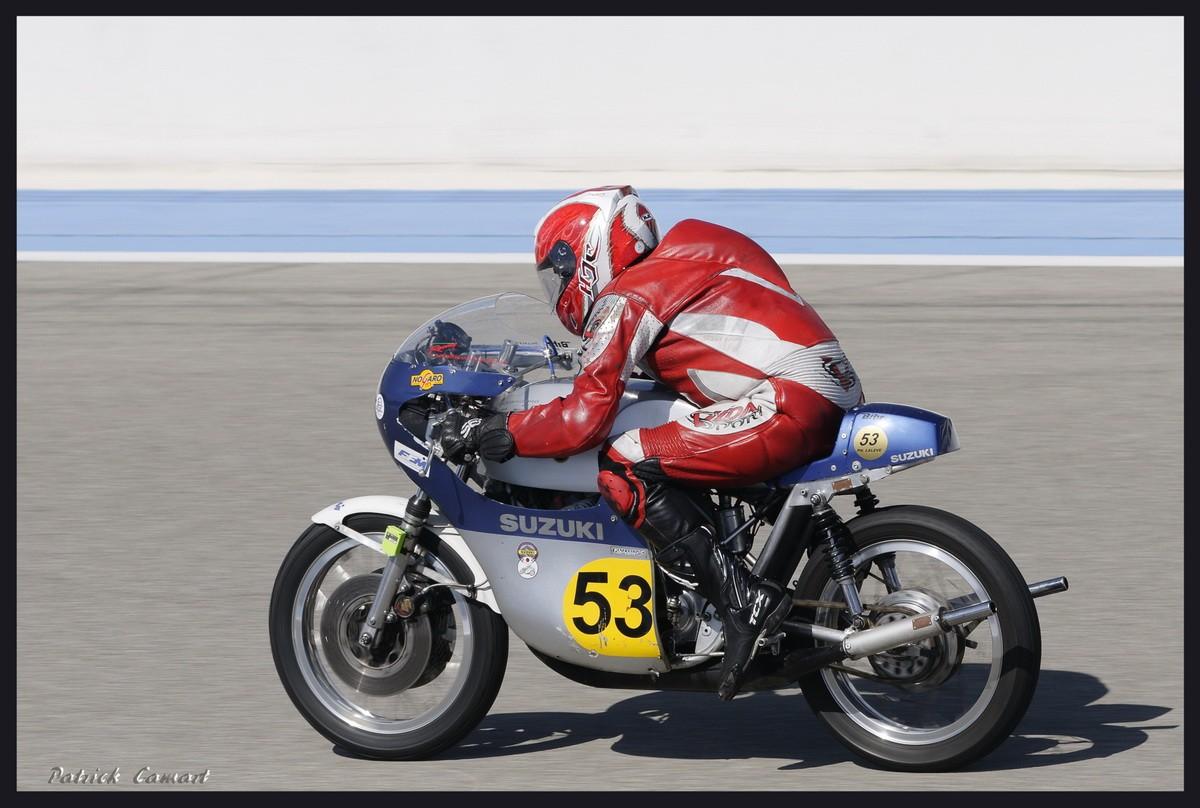 Vieilles Gloires : Pilotes et motos au Paul Ricard avril 2013 . D4_dsc10