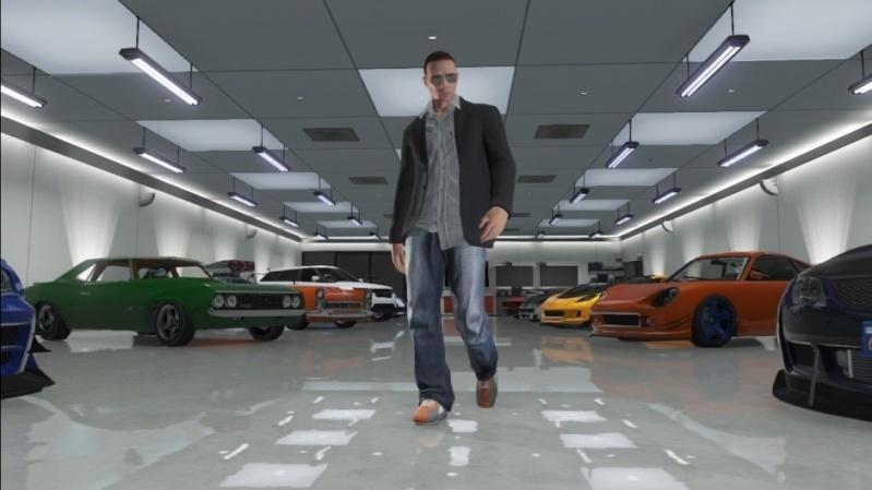 Grand Theft Auto Online Gtao310
