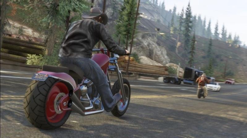 Grand Theft Auto Online Gtao410