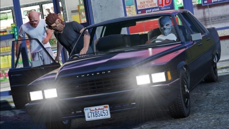 Grand Theft Auto Online Gtao610