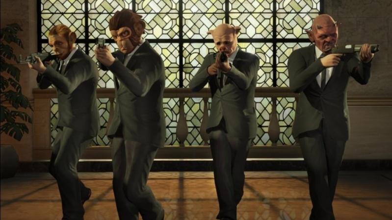 Grand Theft Auto Online Gtao811