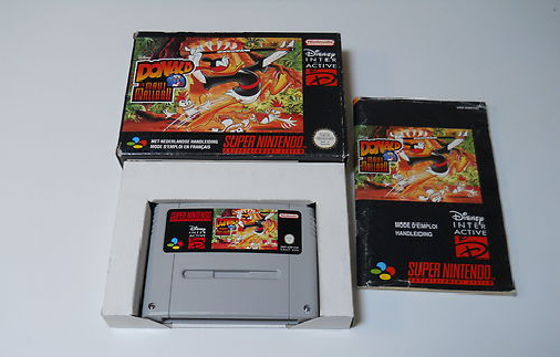 Collection d'Adarion  ==> SNES <==  màj ! - Page 4 Donald11
