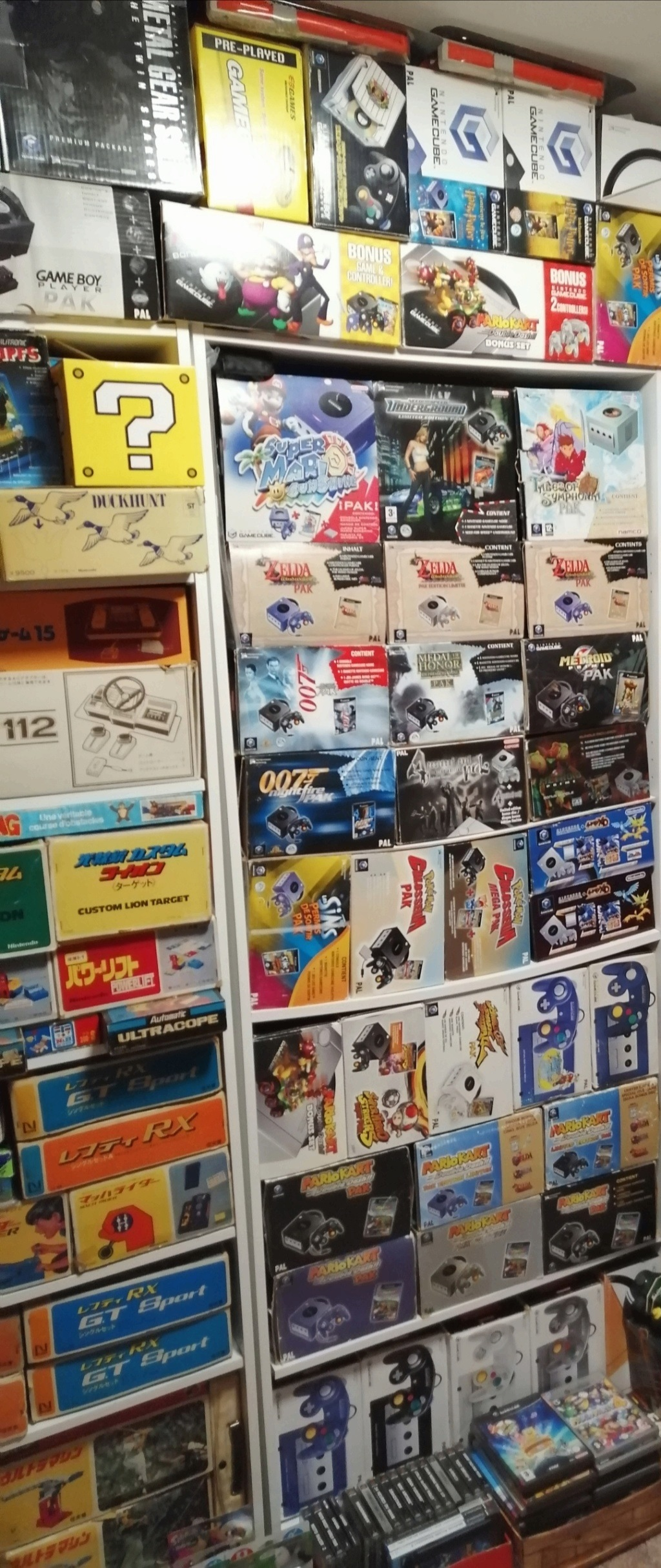 [ACHETE] pack console Nintendo gamecube Img_2013