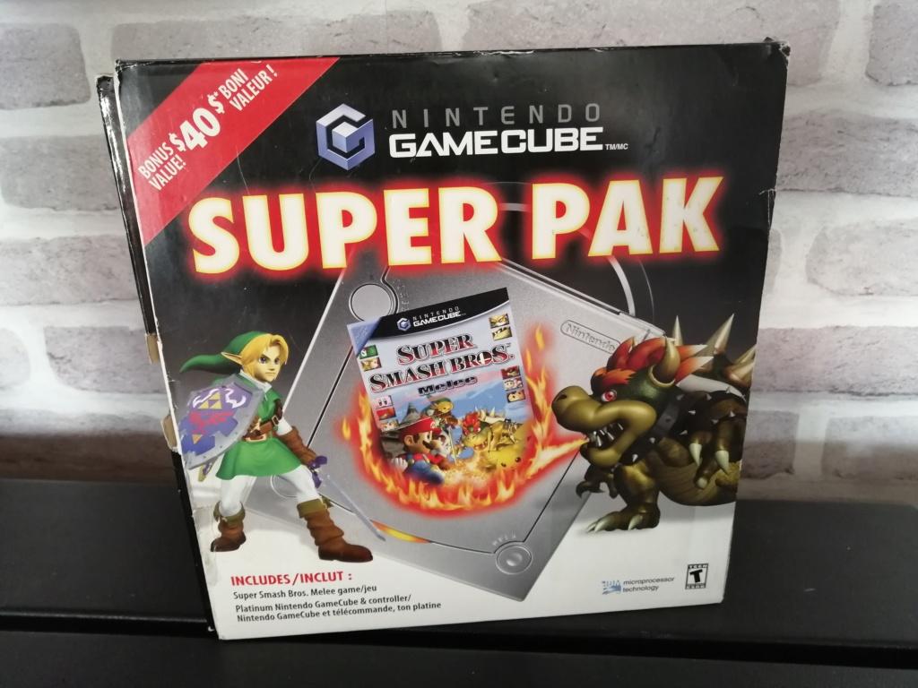 [ACHETE] pack console Nintendo gamecube Img_2027