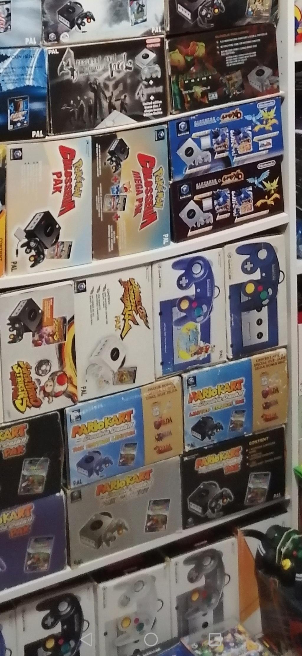 Coloris GameCube lors de la sortie de la console en France - Page 2 Screen10