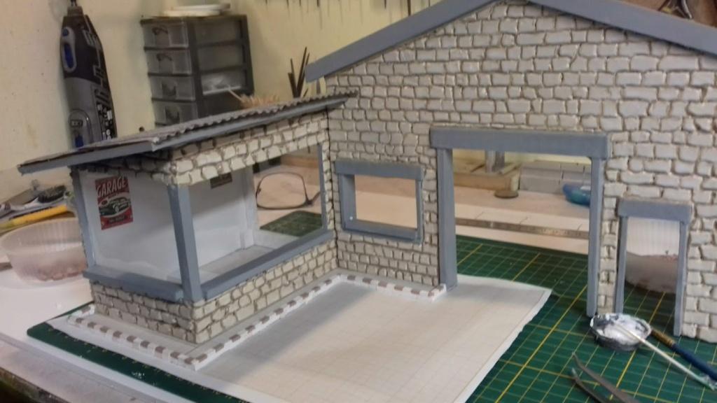 diorama pour fond de vitrine  - Page 3 20210106