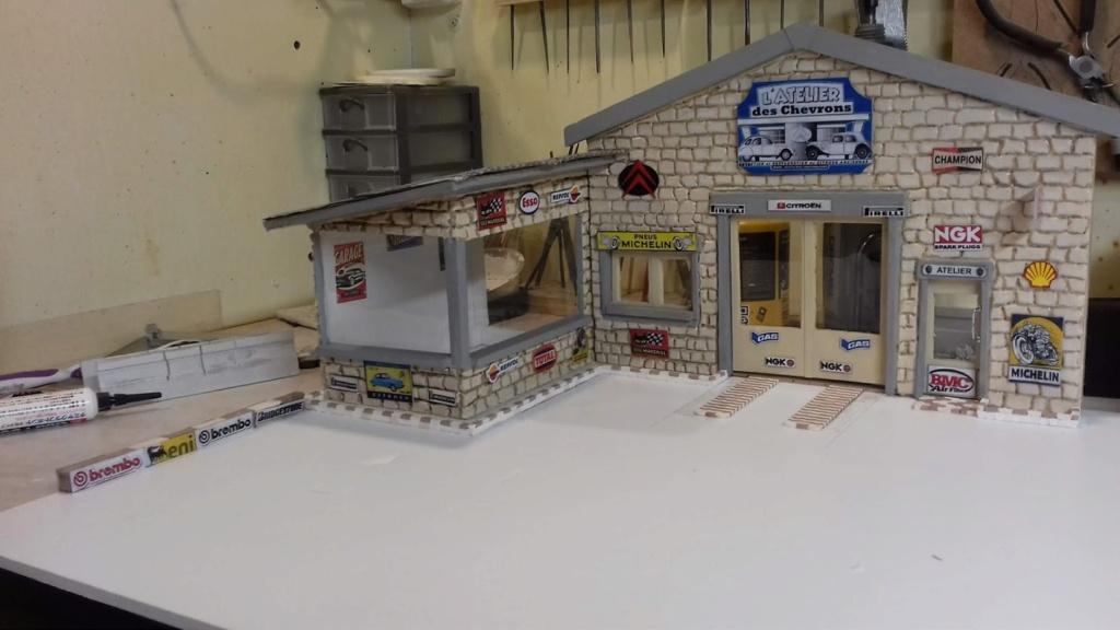 diorama pour fond de vitrine  - Page 3 20210109