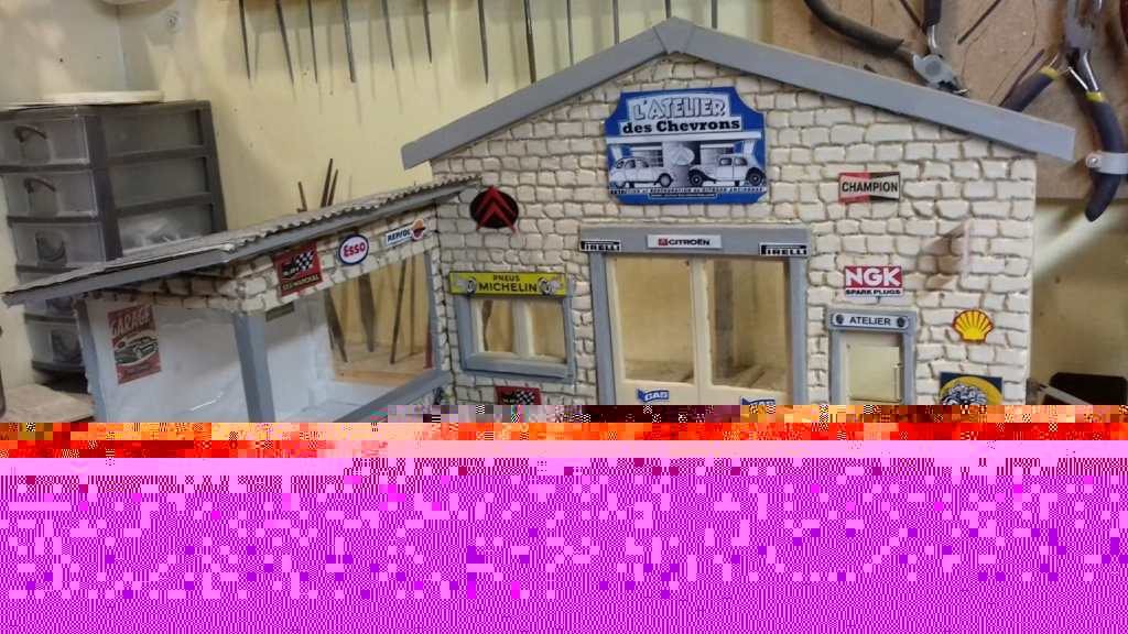 diorama pour fond de vitrine  - Page 3 20210113