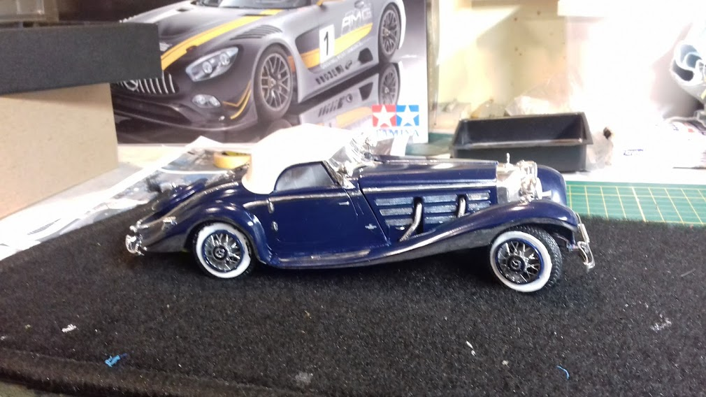 From the box - Mercedes 500 K HELLER AU 1/24 *** Terminé en pg 3 - Page 3 20210661