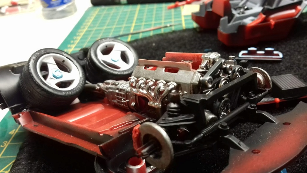 From The Box - DODGE VIPER R/T 10 Revell au 1/25 *** Terminé en pg 2 20210845
