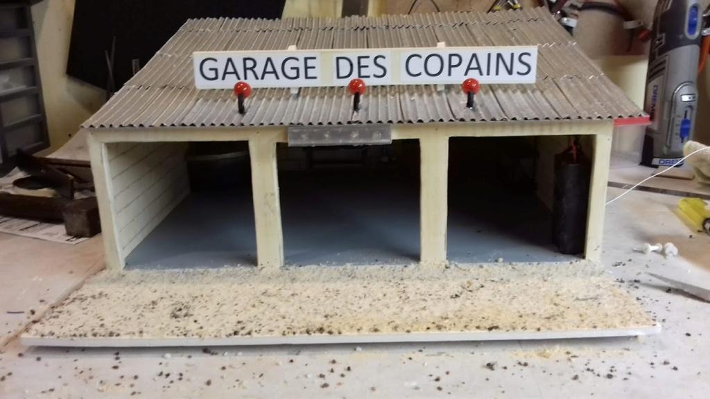 construction d'un garage au 1/24 (FINI ) - Page 2 20211061