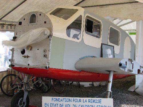 fabrication Caudron-Renault C-635 M Simoun Big_si10