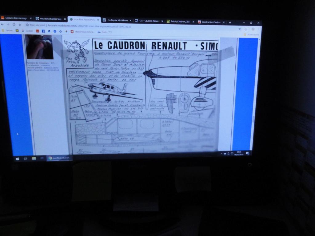 fabrication Caudron-Renault C-635 M Simoun Dsc00172